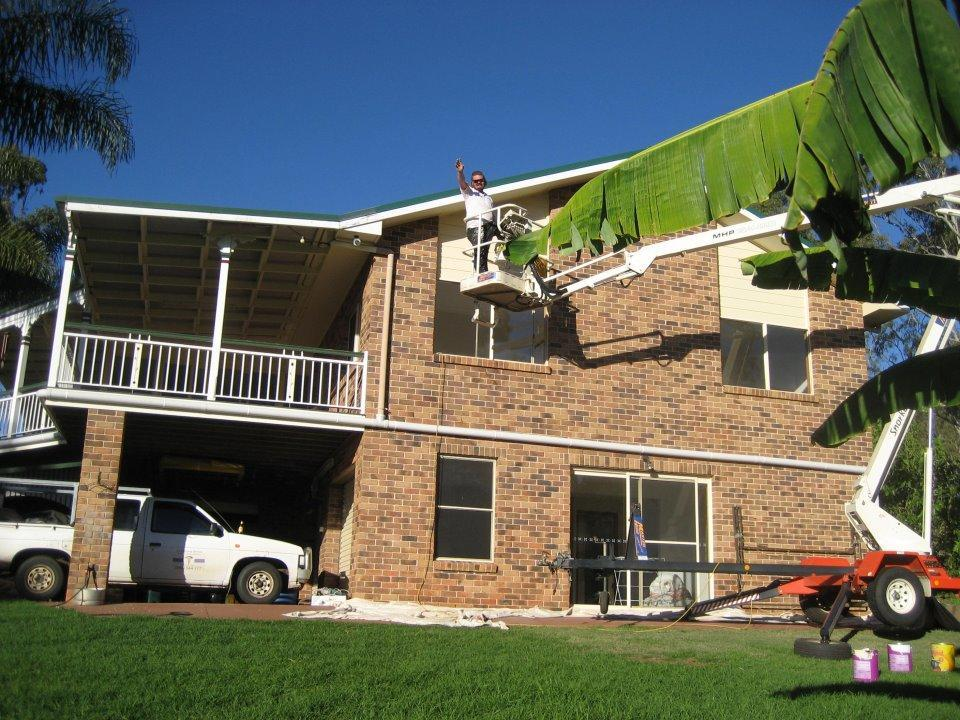 About CV Painting Service Master Painter Tooowoomba